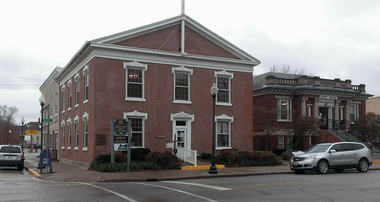 Old Lincoln Courtroom and Museum